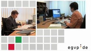 Das EGVP (Herstellervideo)