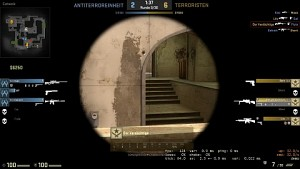 Cheater in CSGO per Overwatch verbannen