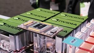 Nvidia kündigt DGX-2 an (GTC 2018)