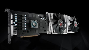 Asrock zeigt Phantom-Gaming-Grafikkarten