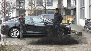 Elektroautos im Schiebetest
