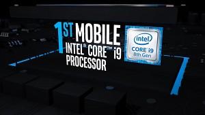 Intel zeigt Core i9 für Notebooks (Coffee Lake H)