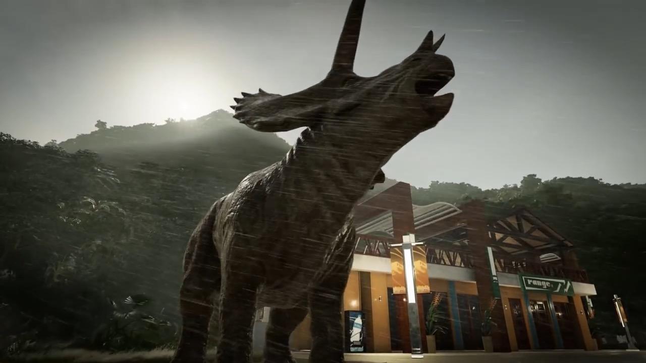 God Of War Gameplay Jurassic World Evoluti...