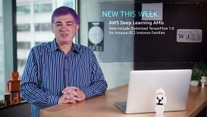 Jeff Barr stellt Neuerungen bei AWS vor