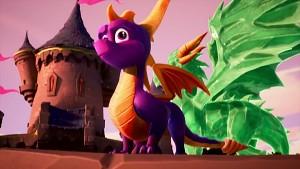 Spyro Reignited Trilogy - Trailer (Grafikvergleich)