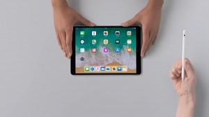 Apple zeigt Pencil mit iPad (2018)