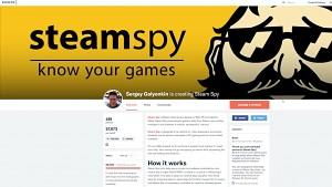 Steam Spy vor dem Aus - Bericht