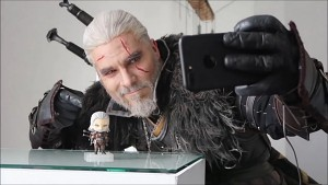 Good Smile stellt Nendoroid für Witcher Geralt vor