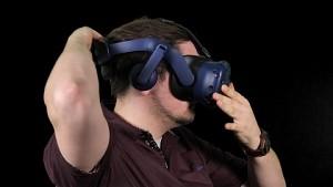 HTC Vive Pro - Test