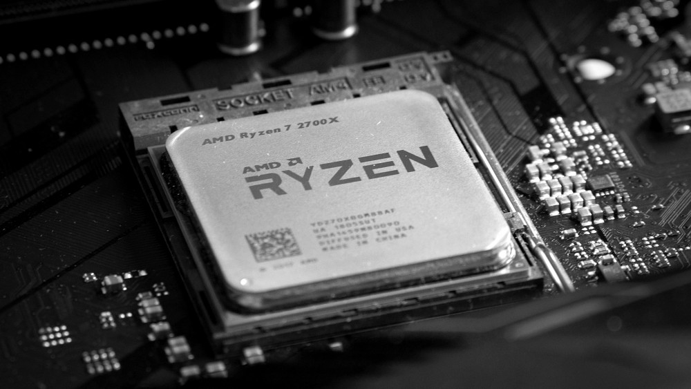 AMD Ryzen 7 2700X - Test