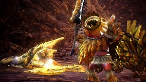 Monster Hunter World (Update) - Kulve Taroth