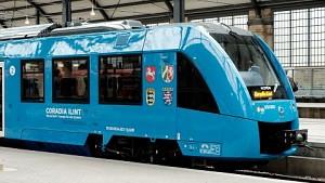 Fahrt mit Alstoms Brennstoffzellenzug - Bericht