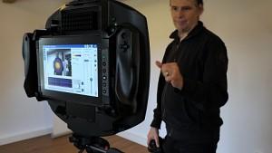 Akustische Kamera Soundcam - Bericht