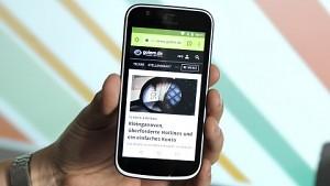 Nokia 1 - Test