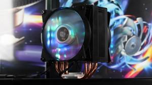 Cooler Master zeigt neue CPU-Kühler (CES 2018)