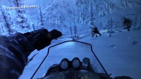 Call of Duty 6 - Modern Warfare 2 - Spielszenen von der E3 2009