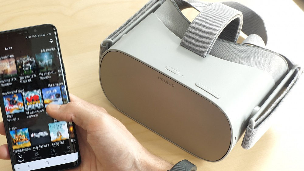 Oculus Go - Test
