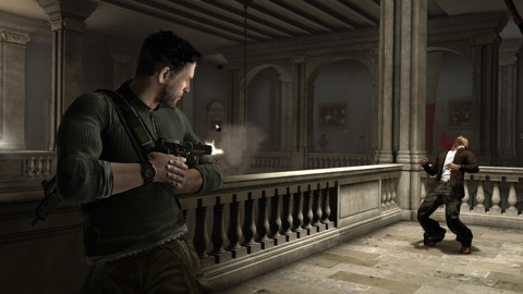 Splinter Cell Conviction - Spielszenen von der E3 2009