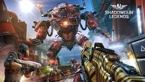 Shadowgun Legends - Trailer