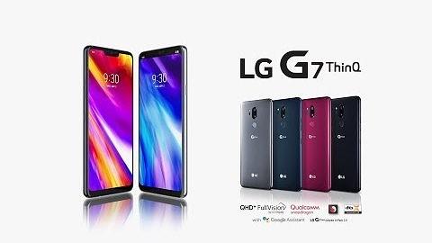 Vr Brille Lg G7 : Lg g thinq herstellervideo video golem