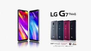 LG G7 Thinq - Herstellervideo