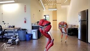 Laufroboter Cassie - Agility Robotics