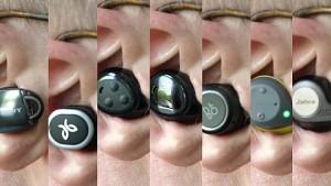 Sieben Bluetooth-Ohrstöpsel im Test