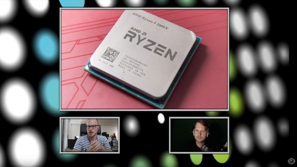 Ryzen 2000 im Test - Livestream
