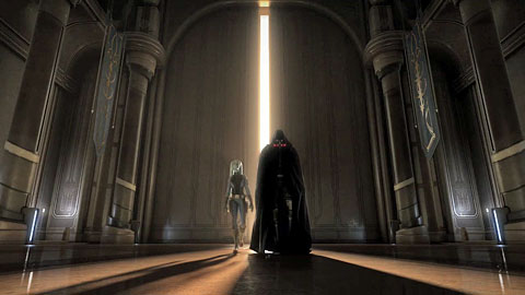 Star Wars The Old Republic - Cinematic Trailer Deceived