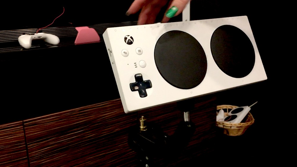 Microsoft Adaptive Controller - Hands on