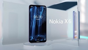 HMD Global zeigt Nokia X6 - Trailer