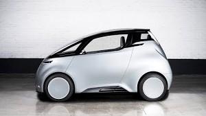 Schwedisches Elektroauto Uniti One fährt