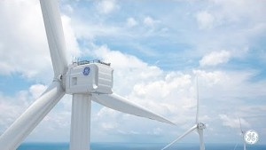General Electric präsentiert Windrad Haliade-X