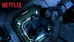 The Expanse - Netflix-Trailer