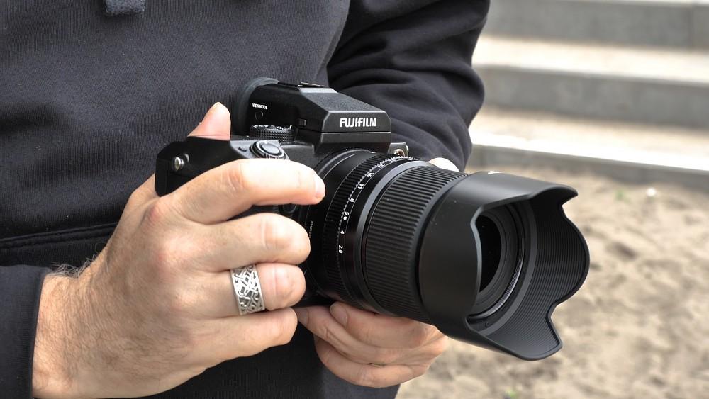 Hasselblad X1D und Fujifilm GFX 50S - Test