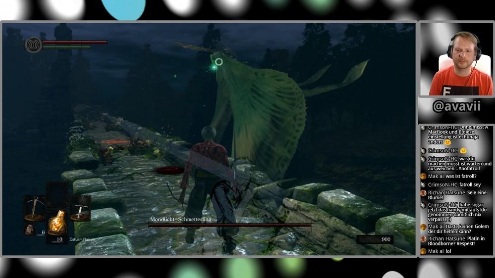 Dark Souls Remastered - Livestream