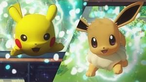 Pokémon Let's Go - Trailer (Pikachu und Eevee)