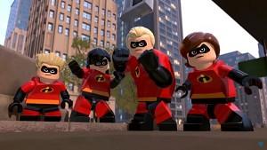 Lego Die Unglaublichen - Trailer