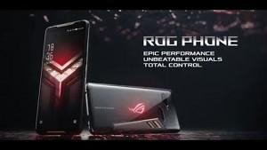 Asus zeigt das ROG Phone