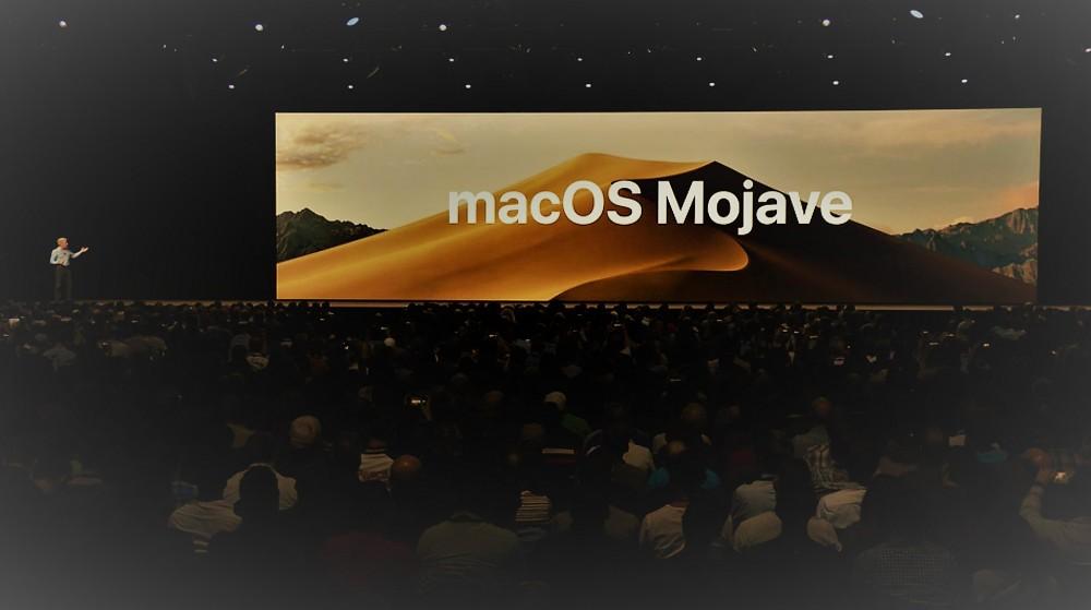 Apple demonstriert MacOS Mojave (WWDC18)