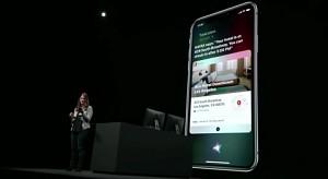 Apple zeigt Neuerungen für Siri (WWDC18)