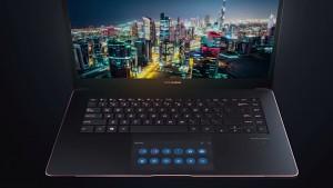 Asus stellt das Zenbook Pro 15 mit Screenpad vor