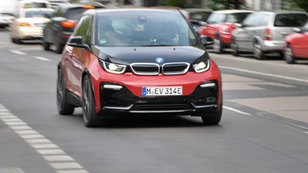 BMW i3s - Test