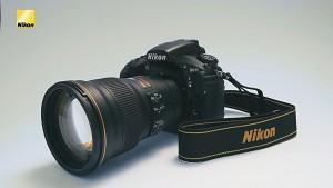 AF-S NIKKOR 300mm f4E PF ED VR (Herstellervideo)