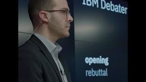 IBM präsentiert Project Debater