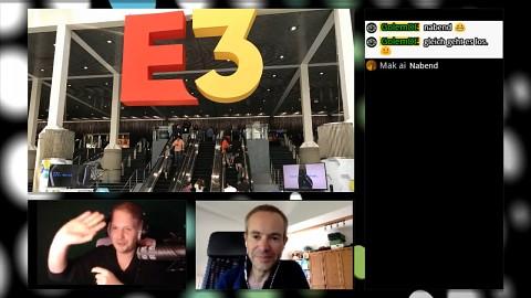 Das Abschlussgespräch zur E3 2018 (Analyse, Einordnung, Zuschauerfragen) - Live