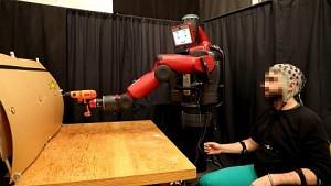 Robotersteuerung per EEG und EMG - MIT