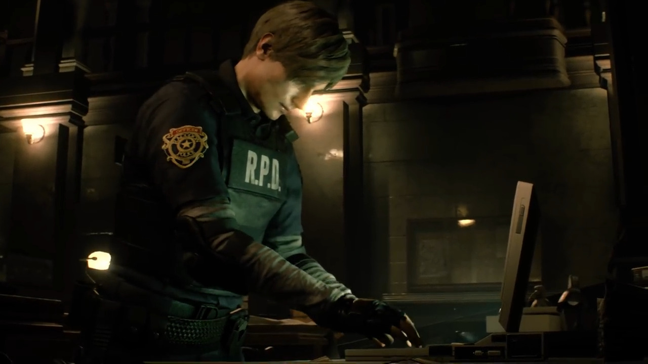 Resident Evil 2 Remake - komplette Gameplay-Demo - Video