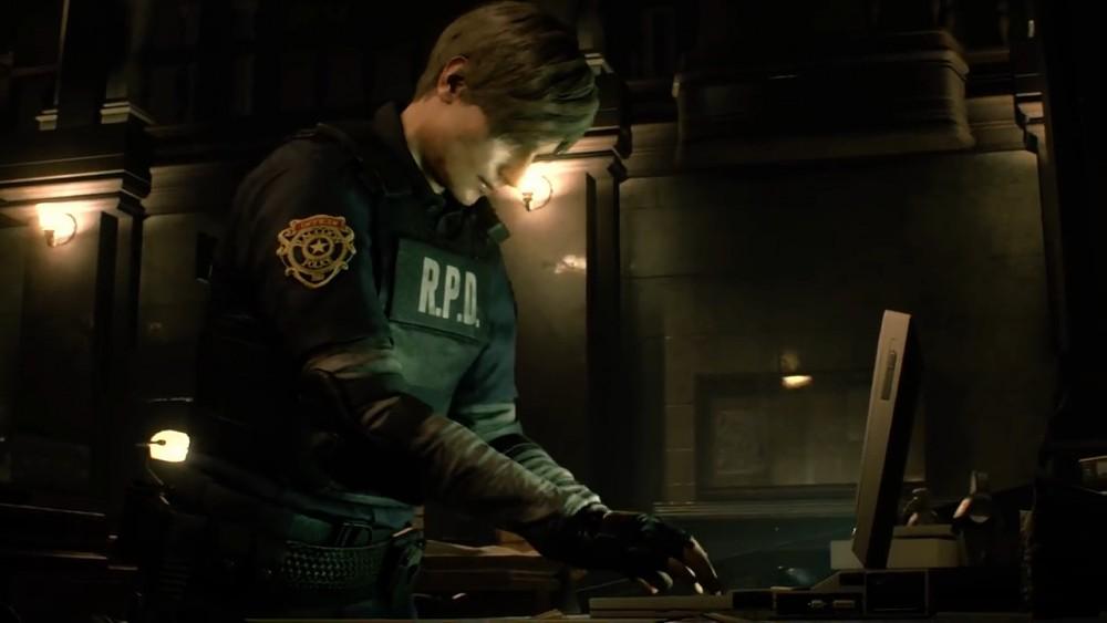 Resident Evil 2 Remake - komplette Gameplay-Demo