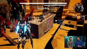 Daemon X Machina - Gameplay (E3 2018)